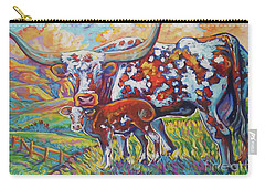Colorful Momma Carry-all Pouch