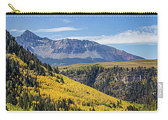 Colorful Mountains Near Telluride Carry-all Pouch
