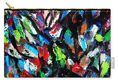 Colorful Of Life Carry-all Pouch