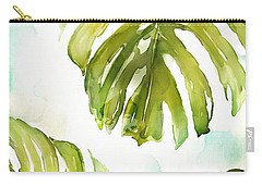 Colorful Palm Carry-all Pouch
