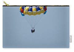 Colorful Parasailing Carry-all Pouch