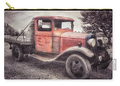 Colorful Past Carry-all Pouch