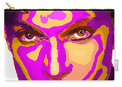 Colorful Prince - Purple Carry-all Pouch