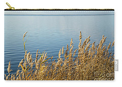 Colorful Reeds Carry-all Pouch