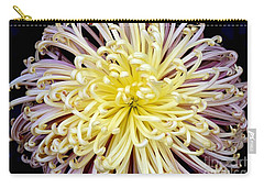 Colorful Spider Chrysanthemum   Carry-all Pouch