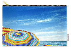 Colorful Sunshades Carry-all Pouch by Carlos Caetano
