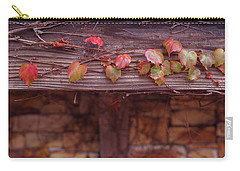 Colorful Tree Leaves Changing Color For Auyumn,fall Season In Oc Carry-all Pouch by Jingjits Photography