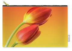 Flower Carry-all Pouches