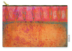 Colorful Tuscan Trees Carry-all Pouch by Suzanne Powers