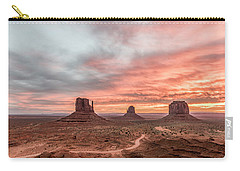 Colors In Monument Carry-all Pouch
