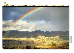 Colors In The Sky Carry-all Pouch