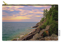 Colors Of Agawa Bay Carry-all Pouch by Rachel Cohen