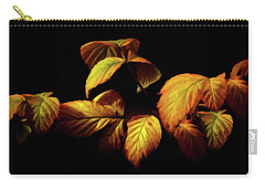 Carry-all Pouch featuring the painting Colors Of Autumn Memories  by David Dehner