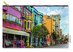 Colors Of Istanbul Carry-all Pouch