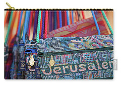 Colors Of Jerusalem Carry-all Pouch