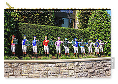 Colors Of Past Stakes At Keeneland Ky Carry-all Pouch