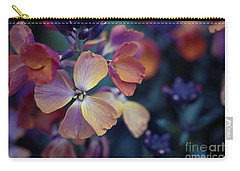Colors Of Spring Carry-all Pouch by Eva Lechner