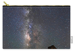 Carry-all Pouch featuring the photograph Colors Of The Night by Alex Lapidus