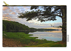 Colors Of The River Carry-all Pouch