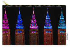Colors Of The Terminal Tower Carry-all Pouch