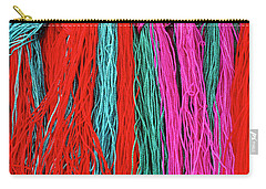 Colors Of Tibet Carry-all Pouch