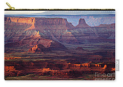 Colors Of Utah Carry-all Pouch