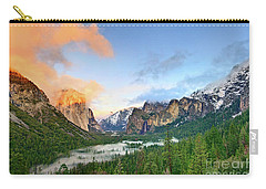 Yosemite Valley Carry-All Pouches