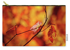 Carry-all Pouch featuring the photograph Colors by Robert Geary