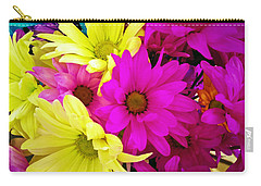 Carry-all Pouch featuring the photograph Colors by Robert Knight