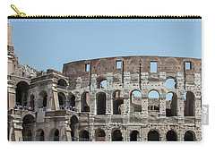 Colosseum In Rome Day  Carry-all Pouch