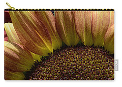 Sunflower Selfies Carry-all Pouch
