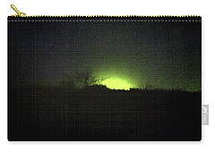 Colour Out Of Space Carry-all Pouch by Nature Macabre Photography