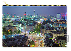 Colourful London Carry-all Pouch