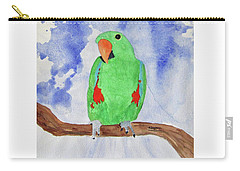 Female Parrot Carry-all Pouch