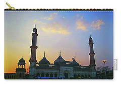 Colourful Sunset At Monument Carry-all Pouch
