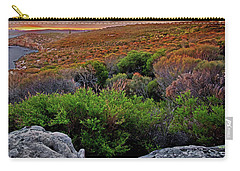Carry-all Pouch featuring the photograph Colours Of North Head by Miroslava Jurcik