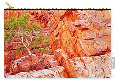 Colours Of Ormiston Gorge, Northern Territory Carry-all Pouch