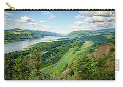 Columbia Gorge From The Vista House Carry-all Pouch