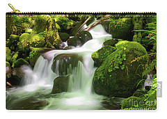 Columbia Gorge Stream Carry-all Pouch