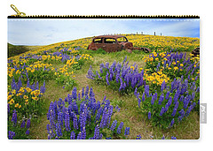 Columbia Hills Wildflowers Carry-all Pouch