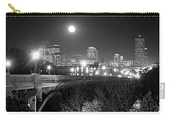 Columbia Skyline At Night Carry-all Pouch