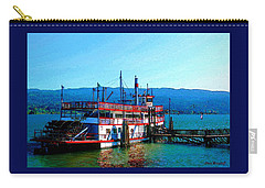 Columbia Sternwheeler Carry-all Pouch by Steve Warnstaff
