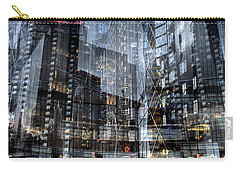 Columbus Circle Collage 1 Carry-all Pouch