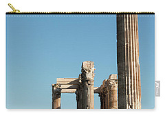 Columns Of Athens Carry-all Pouch