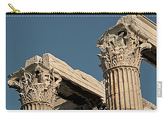 Columns Of Greece Carry-all Pouch