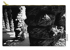 Columns Of The Park Guell Carry-all Pouch
