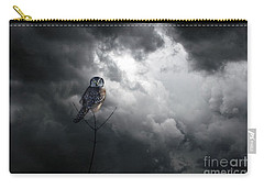 Come Away With Me Carry-all Pouch by Heather King