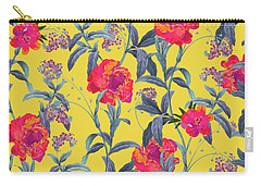 Come Into Blossom Carry-all Pouch