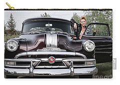 Carry-all Pouch featuring the photograph Come On Get In by Brad Allen Fine Art