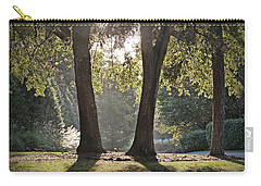 Carry-all Pouch featuring the photograph Come On Spring by Phil Mancuso